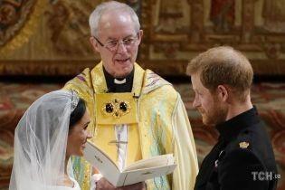 Аргиепископ Джастин Уэлби назвал точную дату свадьбы Меган и Гарри