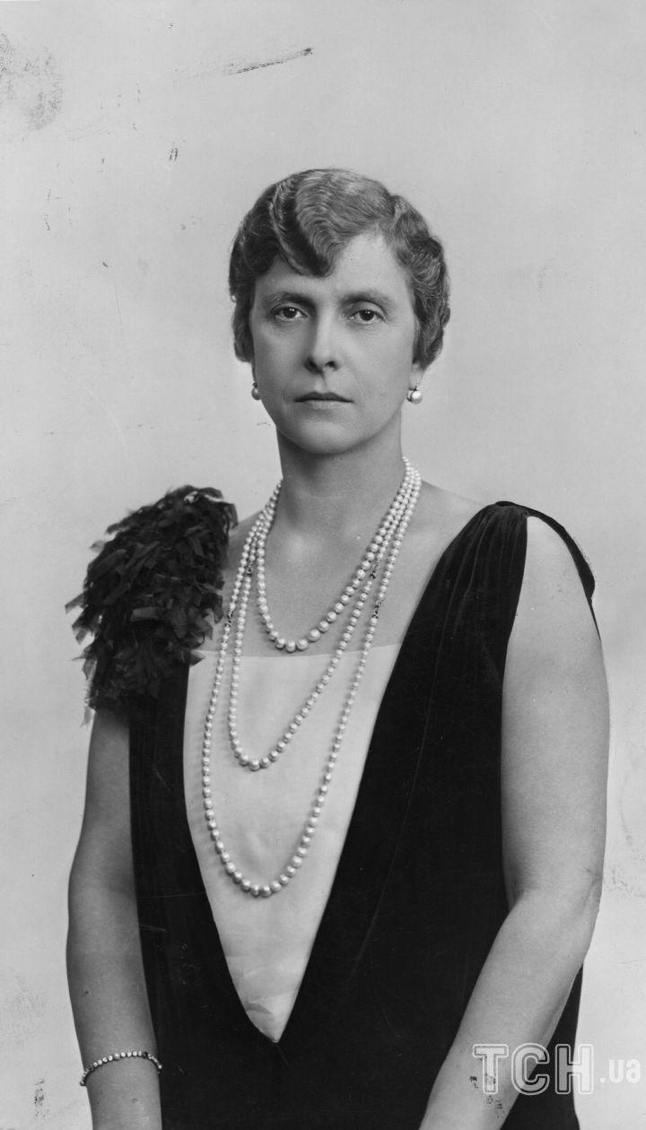 Мама принца Филиппа - принцесса Алиса