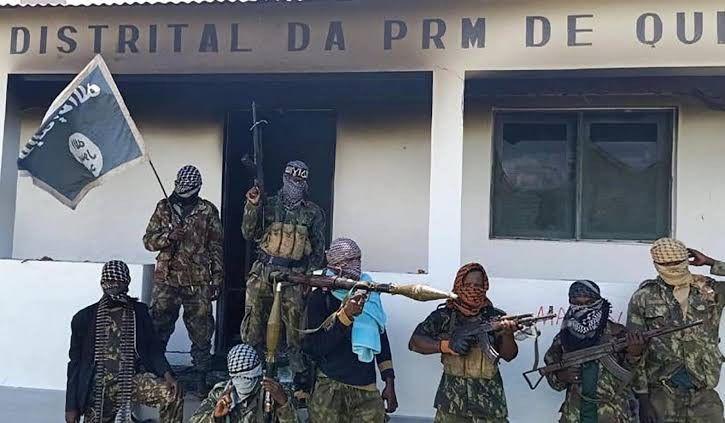 Бойовики в Мозамбіку