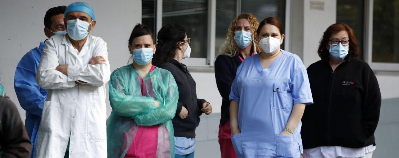 В Киеве количество госпитализированных с коронавирусом растет ежедневно в течение двух недель