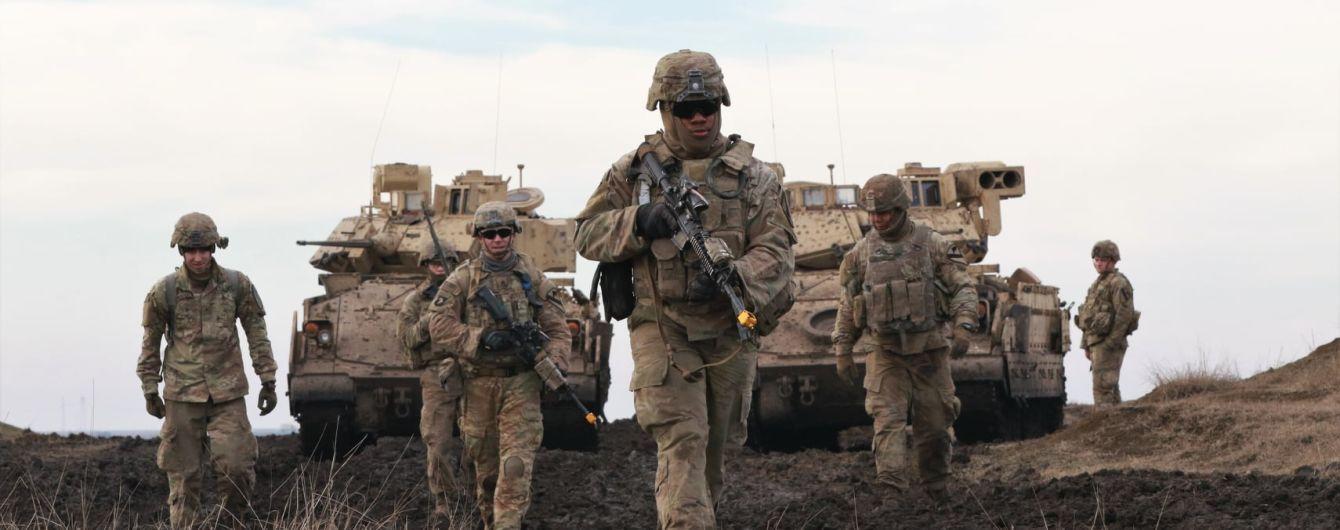 США могут увеличить количество своих военных в Украине, если это потребуется