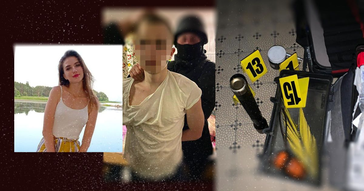 Убийство 19-летней студентки во Львове: суд арестовал подозреваемого без права залога