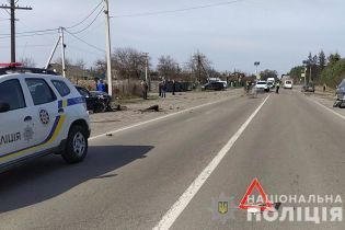 Не пропустив авто: в Рівненській області у ДТП загинув водій скутера
