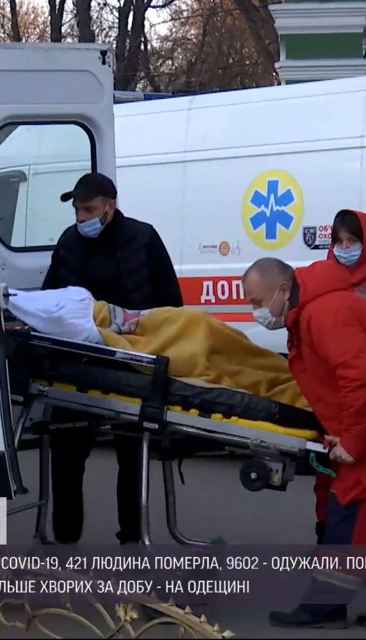 Коронавирус в Украине: чего ждать жителям столицы при такой статистике заболеваемости