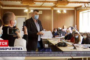 Новини України: як рахують голоси на довиборах до Ради на Прикарпатті