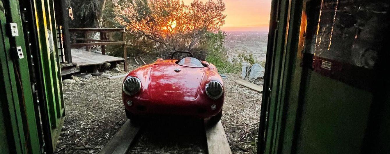 """""""Находка века"""": редкий и дорогой Porsche обнаружили в морском контейнере, где он провел 35 лет"""