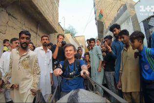 Дмитро Комаров спробує перемогти у небезпечних пакистанських перегонах