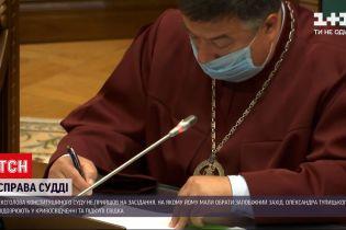 Новости Украины: экс-голове КСУ опять не избрали меру пресечения
