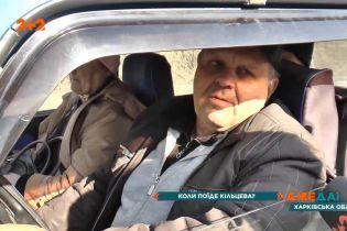 Ремонт Окружной дороги в Харькове: почему водителям приходится стоять в пробках