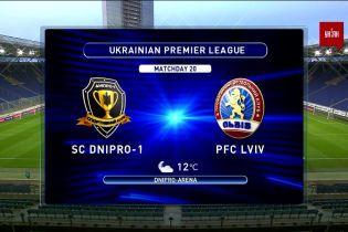 УПЛ   Чемпионат Украины по футболу 2021   Днепр-1 - Львов - 5:1. Обзор матча