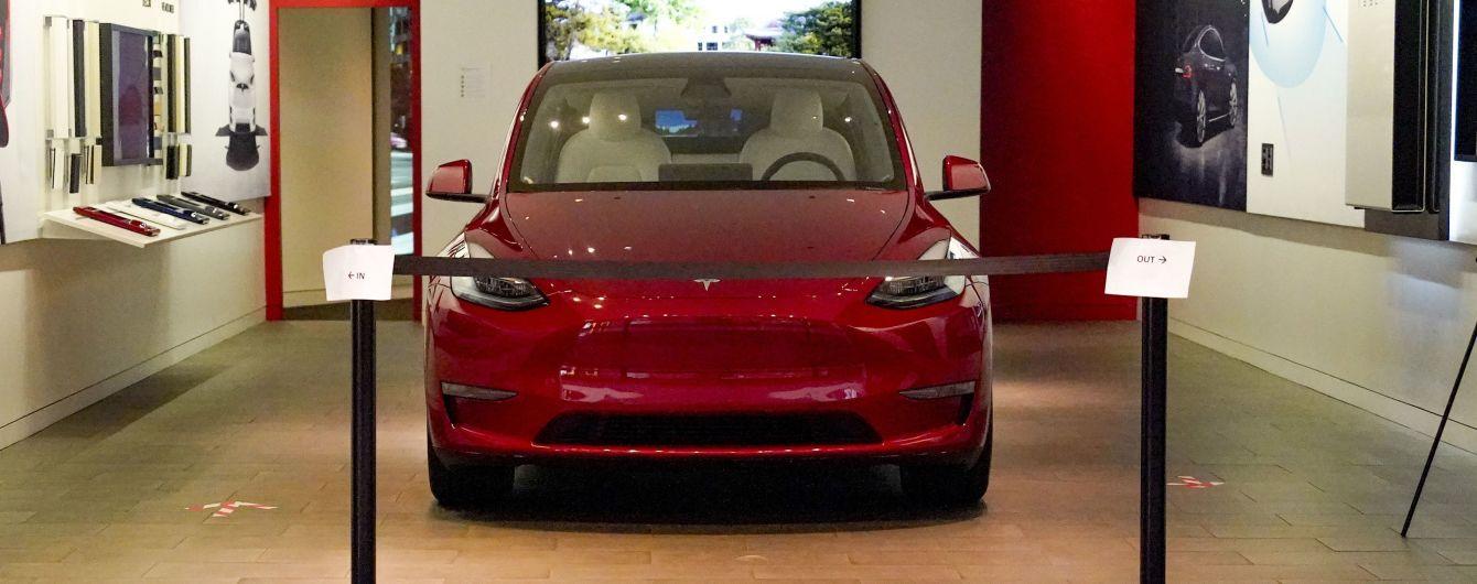 Tesla установила квартальный рекорд по объему продаж электрокаров: спрос пришелся на две модели