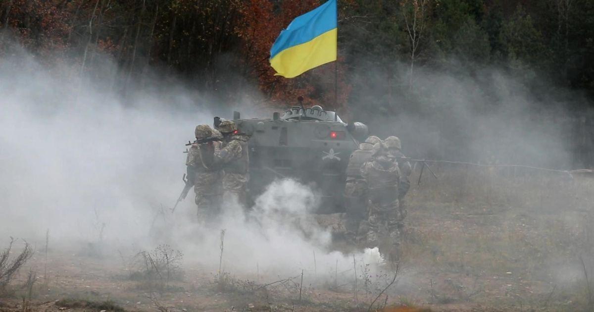 Командование Сухопутных войск НАТО на украинском языке отметило роль Украины как партнера Альянса