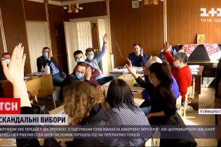 Новини України: доля скандальних виборів на Прикарпатті тепер залежить від суддів