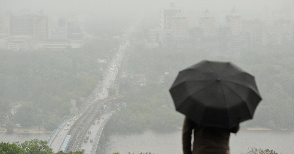 Вівторок буде дощовим та вітряним: прогноз погоди в Україні на 20 квітня