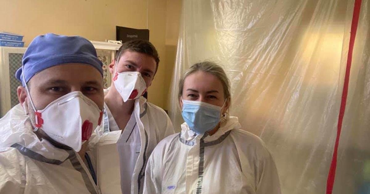 Была в шаге от смерти: во Львове спасли зараженную коронавирусом девушку с 90% поражением легких