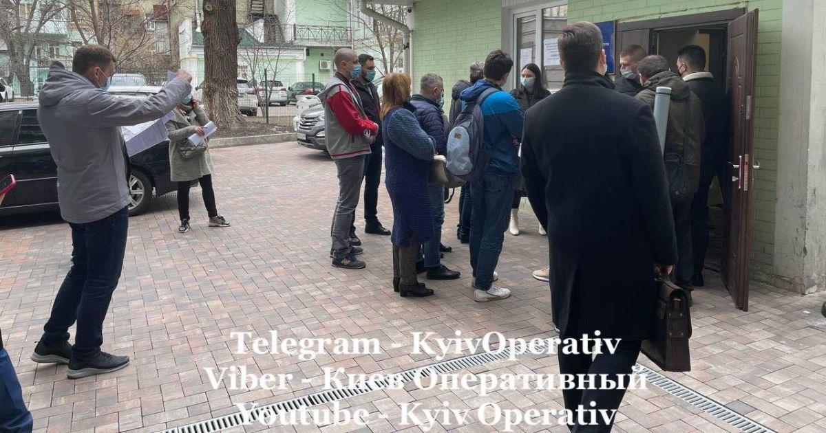 Локдаун в Киеве: в департаменте КГГА закончились спецпропуска (фото, видео)