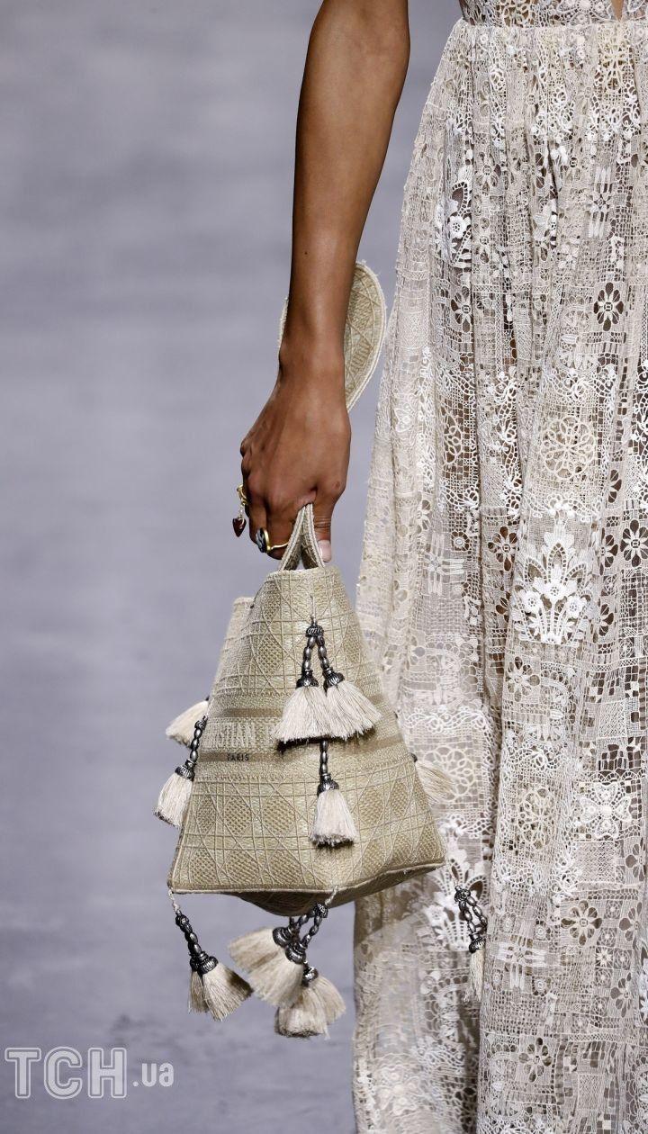 Коллекция Dior прет-а-порте сезона весна-лето 2021 @ East News