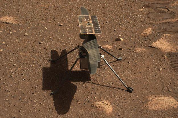 Перший в історії політ вертольота Ingenuity на Марсі: в NASA назвали нову дату