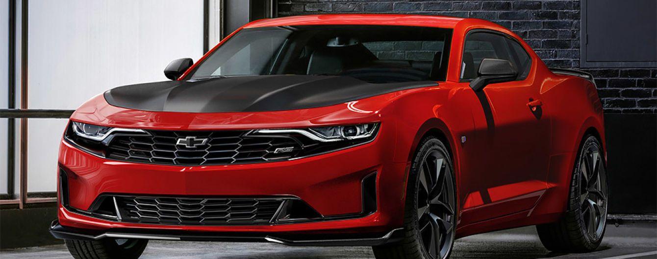 Chevrolet проведет отзывную кампанию суперкаров Camaro из-за необычного дефекта