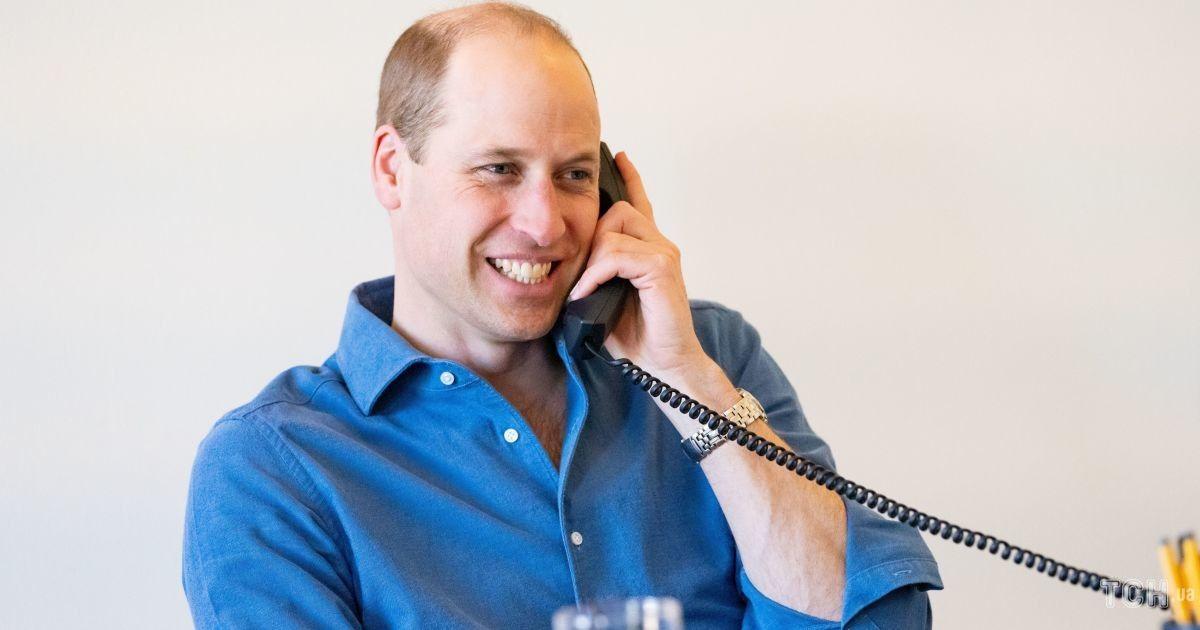 Кенсингтонский дворец опубликовал новый снимок принца Уильяма