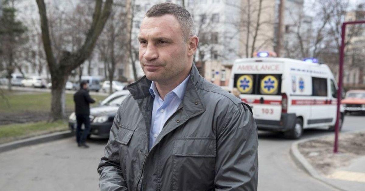Деякі лікарні Києва, які рятують хворих на COVID-19, працюють уже на 110% від потужності - Кличко