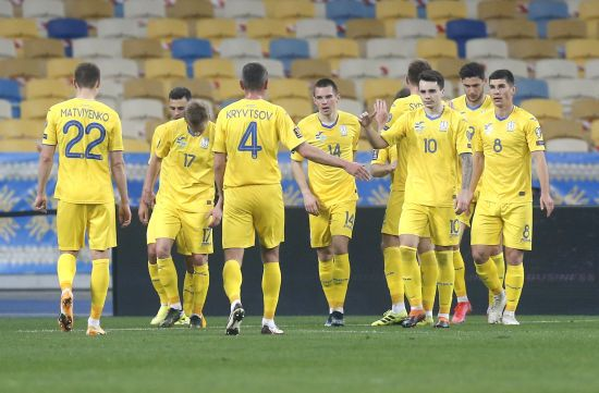ФИФА обновила рейтинг национальных сборных по итогам мартовских матчей: где Украина