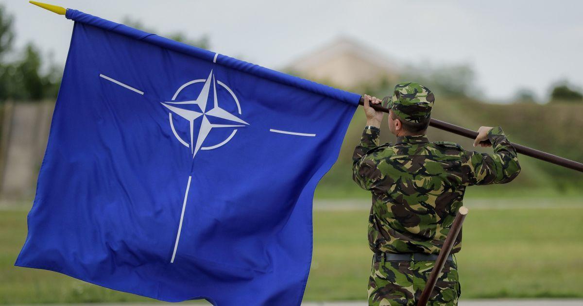 Вступ України до НАТО: скільки громадян підтримує таку ідею
