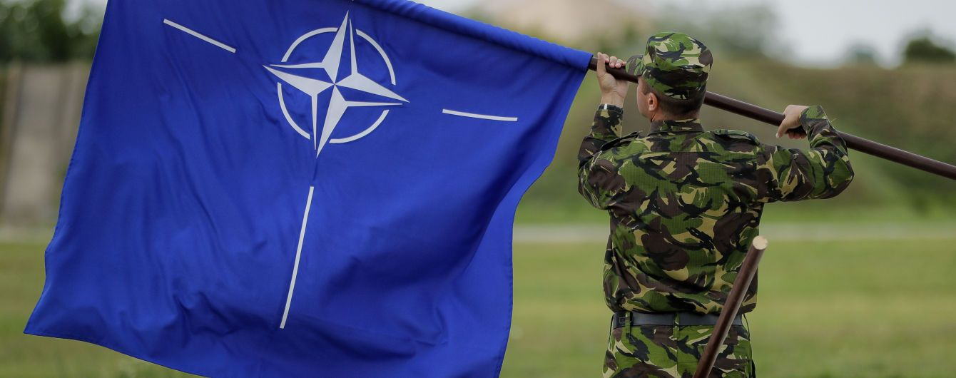 """""""Показовий крок"""": на сайті НАТО з'явилась українськомовна версія"""