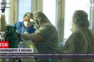 """Новини України: за добу діагноз """"коронавірус"""" отримали майже 15,5 тисячі людей"""