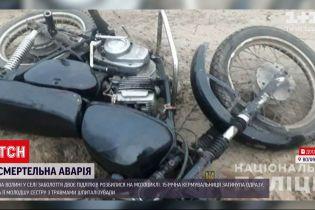 Новини України: звідки взявся мотоцикл, на якому розбилися двоє дівчаток на Волині