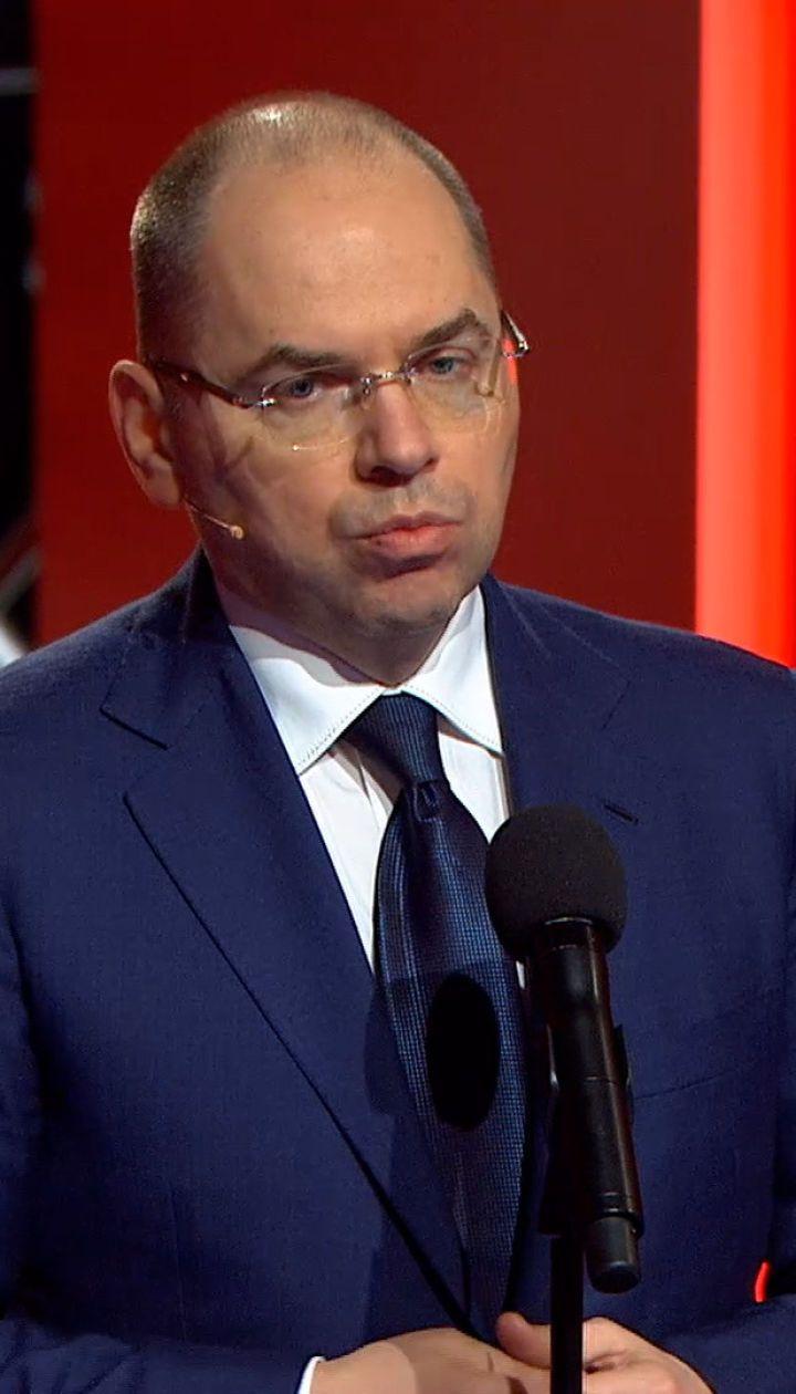 Право на владу: Степанов прокоментував поточну ситуацію з коронавірусом