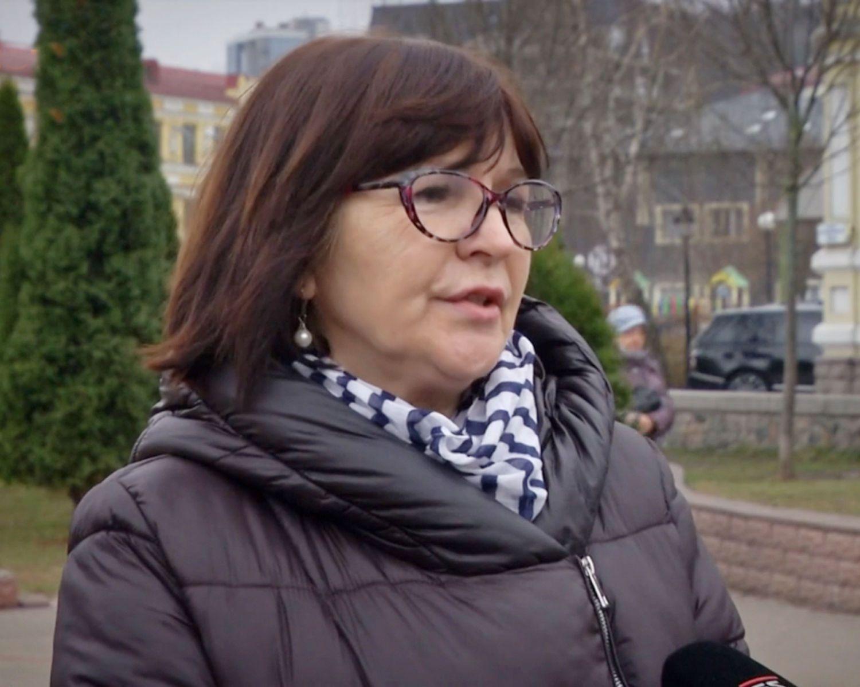 Пацієнтка Лариса Байдаченко