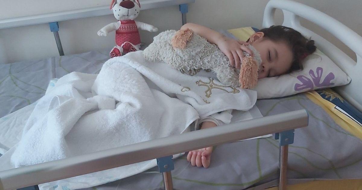 4-річна Стефанія потребує допомоги