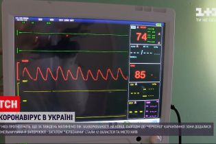 Коронавірус в Україні: за останню добу шпиталізували майже 20 тисяч людей