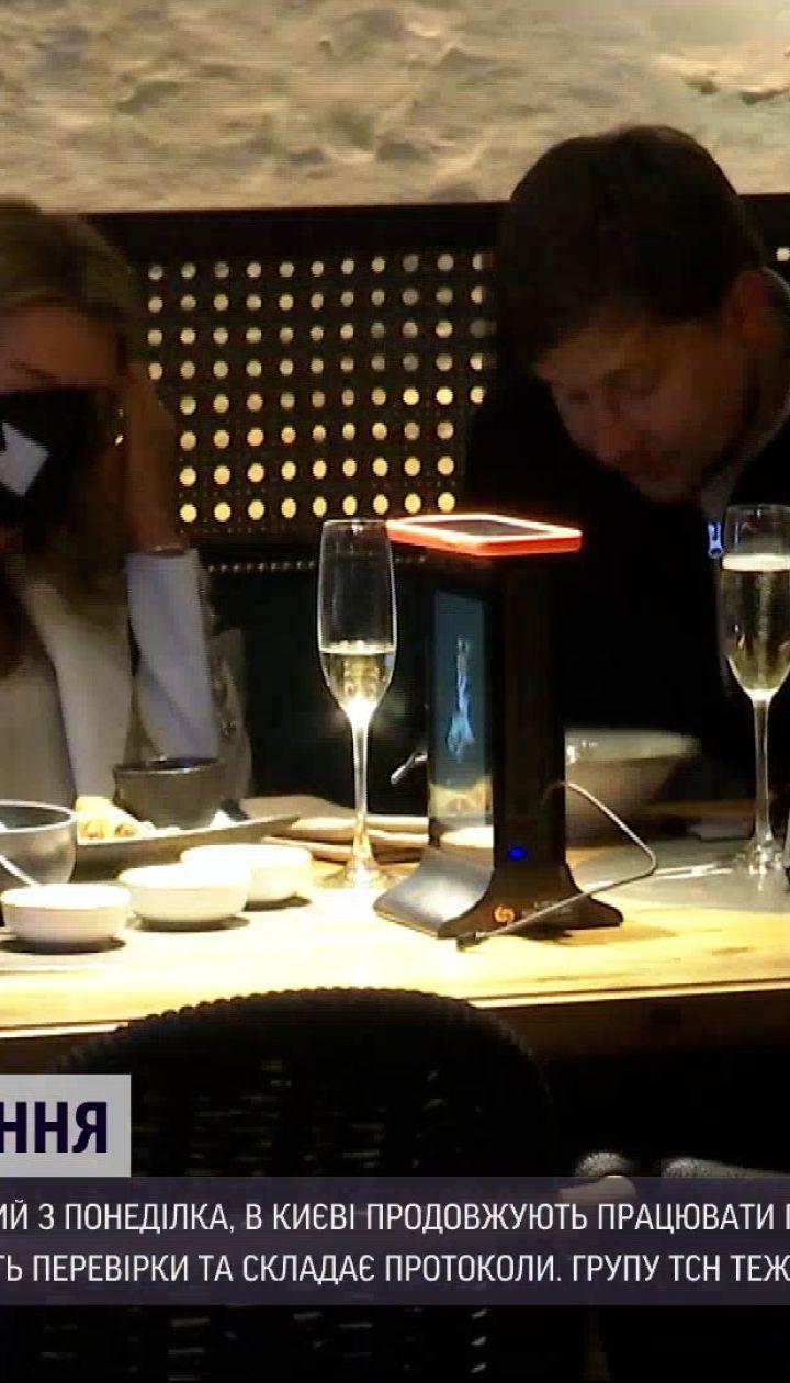 Новини України: чому київські ресторани продовжують працювати, попри карантинні обмеження
