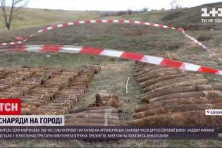 Новини України: в Одеській області чоловік хотів посадити картоплю, а натрапив на артилерійські снаряди