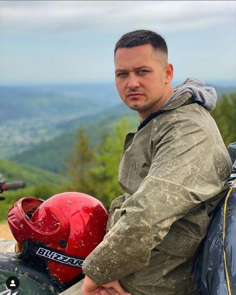 Блогер Олександр Мицкан