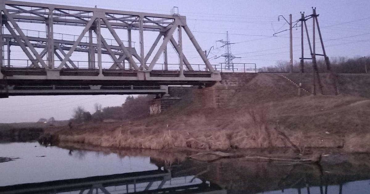 Хотел сделать селфи: под Киевом 14-летнего парня ударило током на 4-метровом мосту и он упал на рельсы