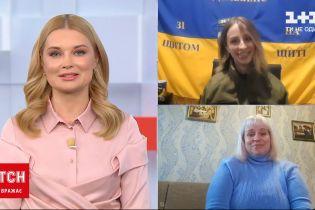 Новини України: на зв'язку з ТСН сержантка Збройних сил, нагороджена орденом Богдана Хмельницького