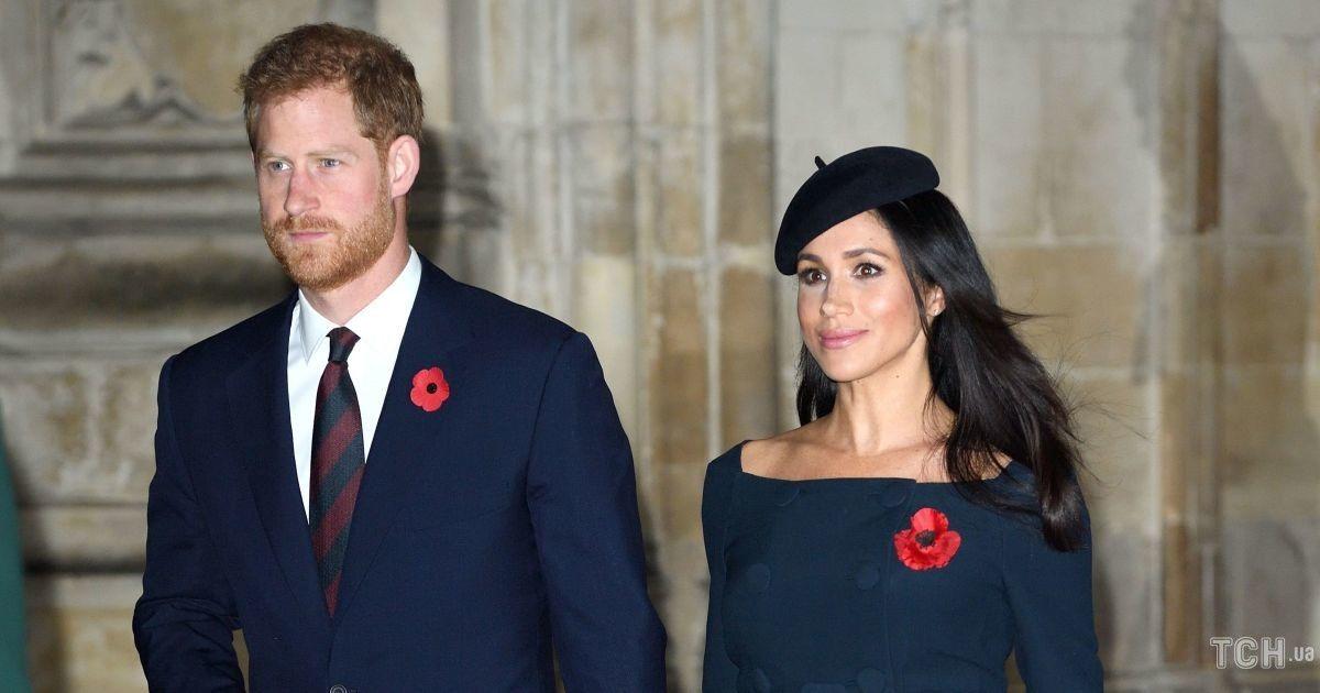 Гаррі і Меган вшанували пам'ять принца Філіпа