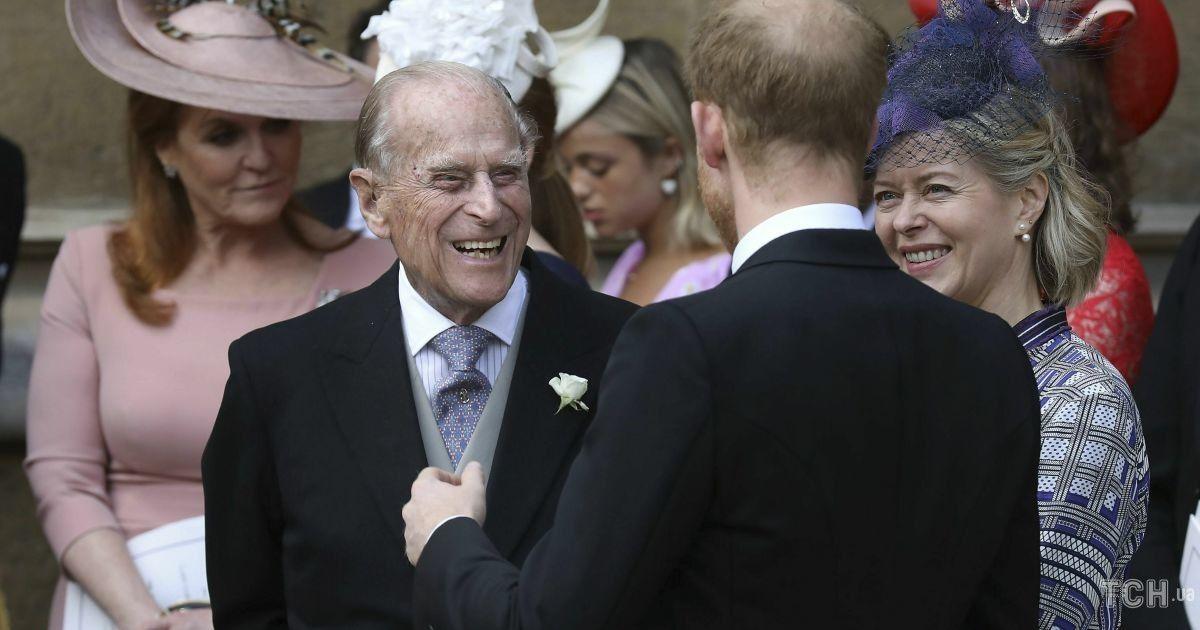 Букінгемський палац поділився новинами щодо похорону принца Філіпа