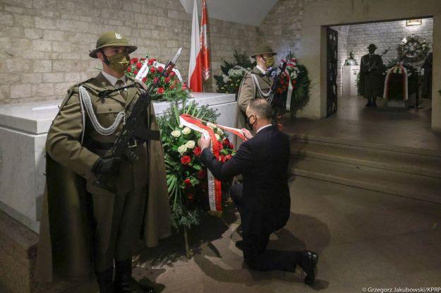 У Польщі вшановують пам'ять жертв Смоленської трагедії