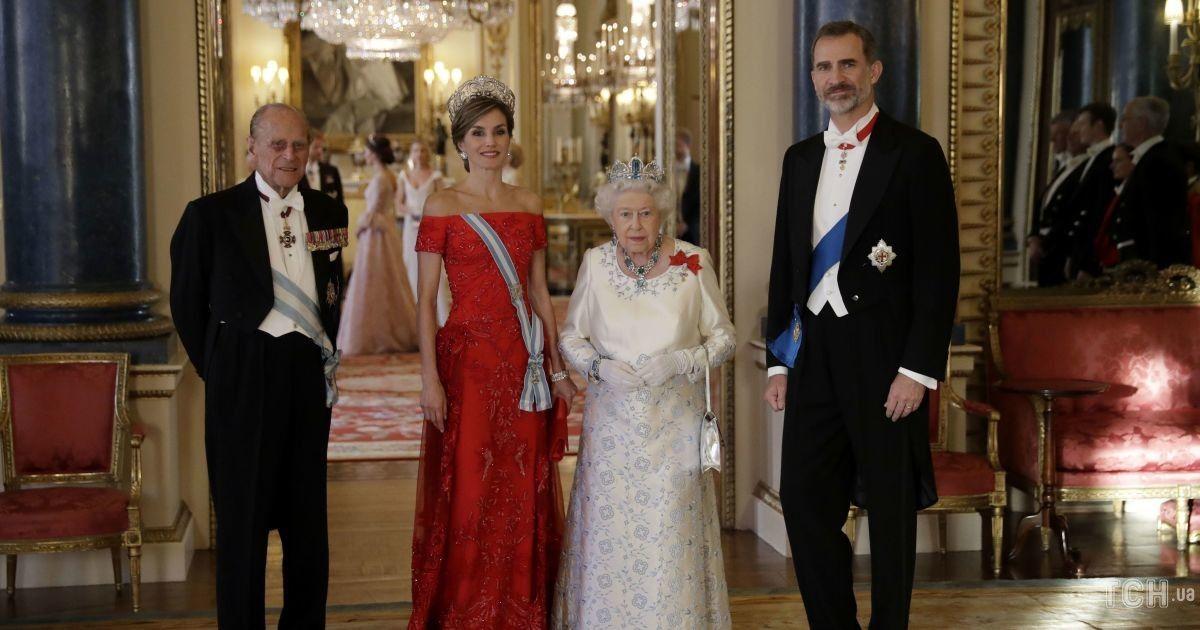 Хто з монархів і політиків висловив співчуття британської королівської сім'ї