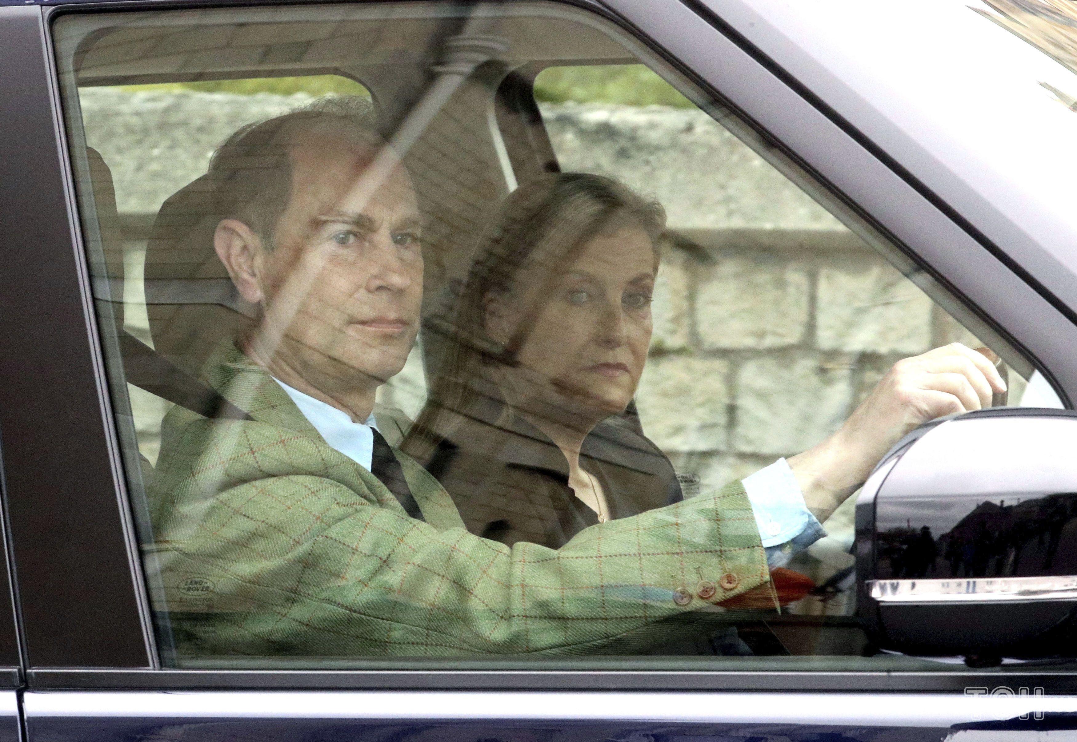 Принц Эдвард и графиня Уэссекская_1