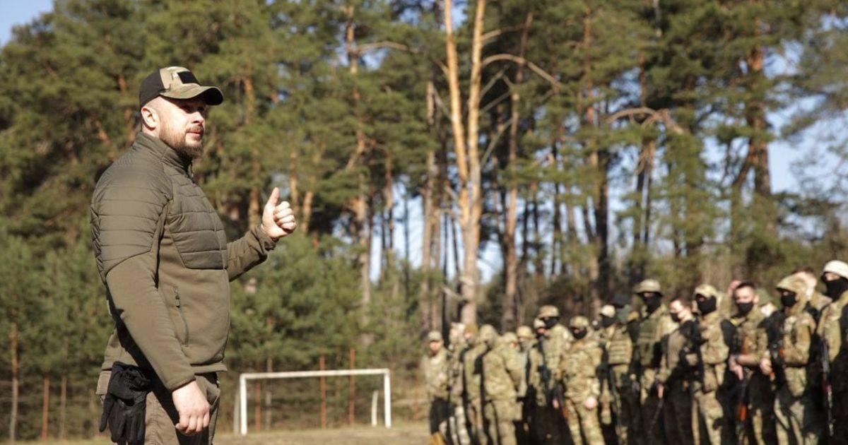 """""""Якщо ворог активізується - почнемо створювати територіальну оборону"""" - Білецький"""