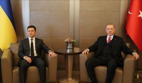 Переговори Зеленського та Ердогана тривали три години