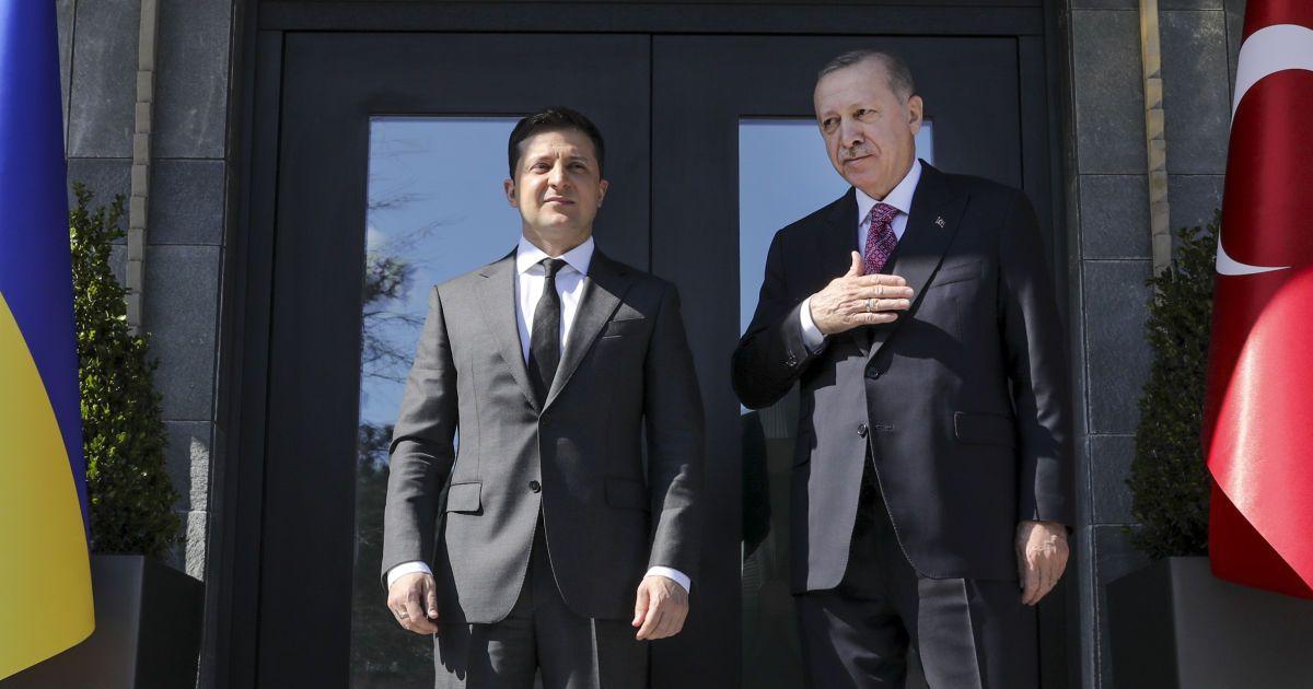 Питання Криму та Донбасу: повний текст підписаної Зеленським та Ердоганом декларації