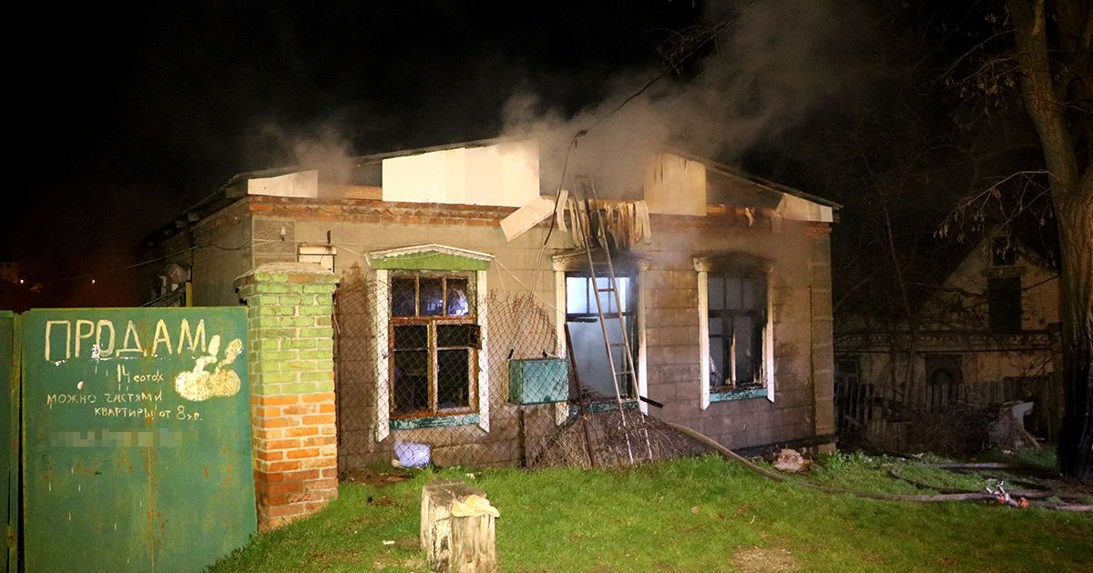 У Дніпрі в нічній пожежі загинуло двоє людей: подробиці
