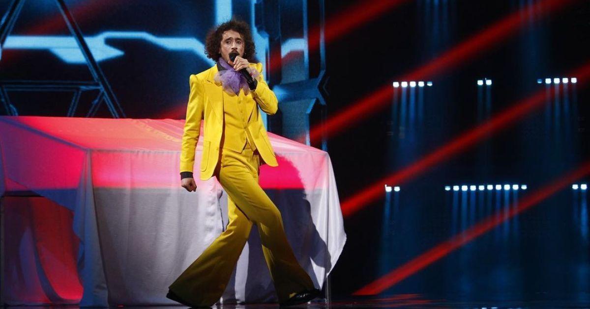 """""""Голос країни-11"""": під час виступу Іллі Резнікова на сцені раптово з'явився Dantes"""