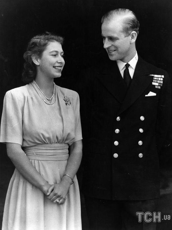 Принц Филипп и королева Елизавета II_1